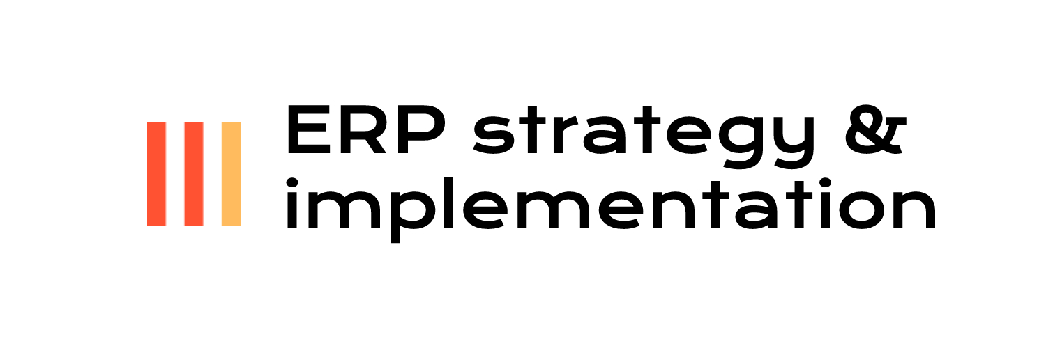 ERP Strategy & Implementation